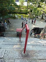 t_P1040575  六所神社 階段