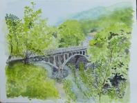 t_P1090388 八瀬 高野川に架かる橋