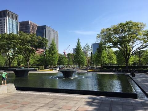 和田噴水公園