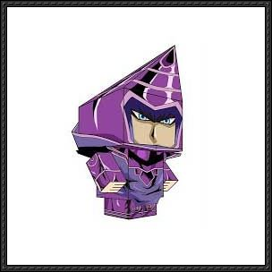 Dark-Magician-Cube-Craft