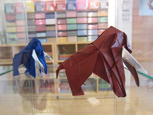 ハート 折り紙 折り紙博物館 東京 : blog.livedoor.jp