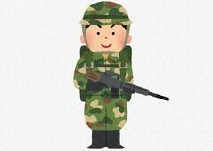 右「中国やばい!軍隊必要!」 左「脅威論は嘘!軍隊いらない!」