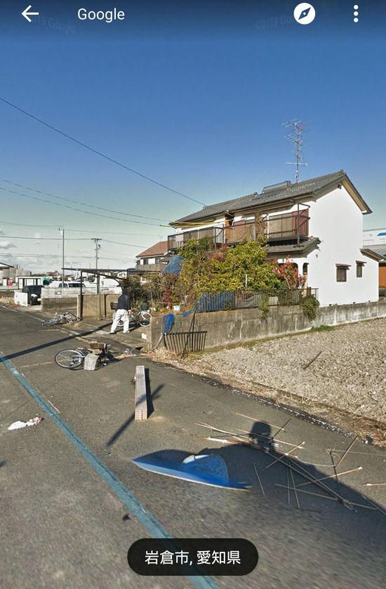 【画像】Google「愛知県岩倉市のストリートビュー撮影するぞ!」