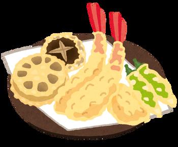 天ぷらを作る時って家族に揚げたてを食べさせる?私は天ぷらを作る時、全部食材を揚げてからテーブルへ運んで食べてたんだけど、夫の中では天ぷら=揚げたてが当たり前みたいで…