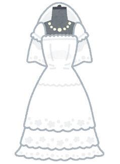 ウェディングドレスに着替えて廊下を歩いてる時、正面から白いワンピドレスの若い女の子が歩いてきた。すれ違った時、その子がだっと駆け寄ってきて、私に蹴りを入れてきた!