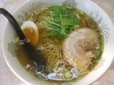 醤油金湯麺
