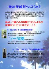 焼酎も夏バージョン3 jpg