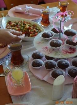 トルコのハイティー