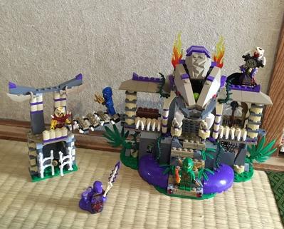 2015ちびまるレゴ
