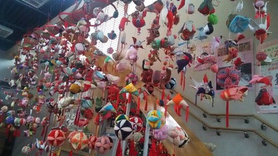2015益子雛祭り3
