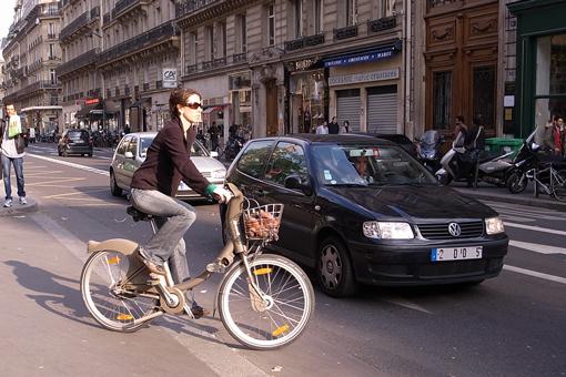 我が町の自転車はいわゆる ...