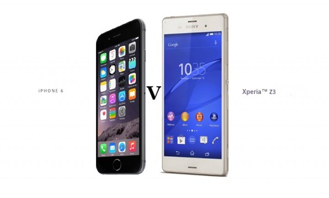 iphone-6-vs-xperia-z3-comparison