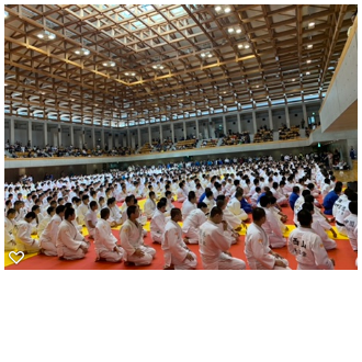 埼玉練成会開会式