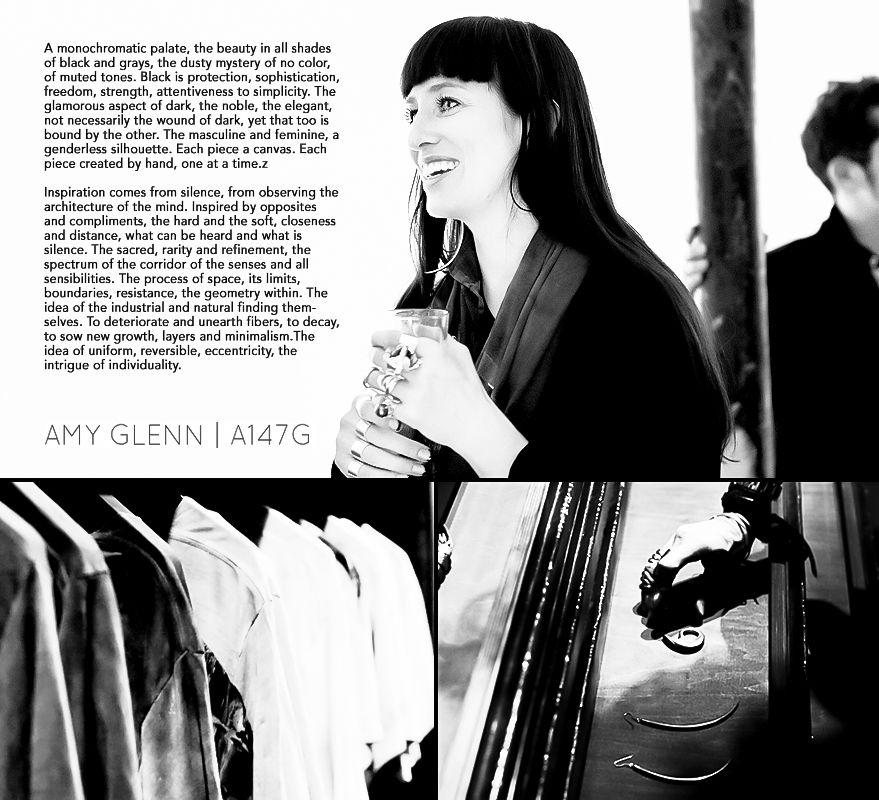 Amy Glenn introduction