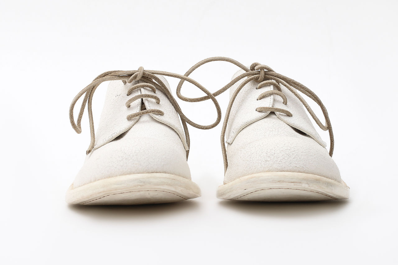 10sei0otto_Lace-up Shoes _ Horse Leather Resin_1