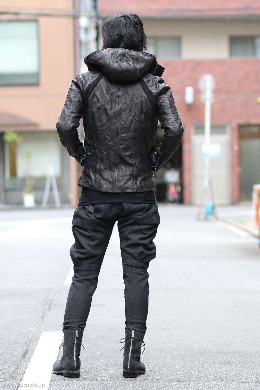 Devoa Leather Styling-7