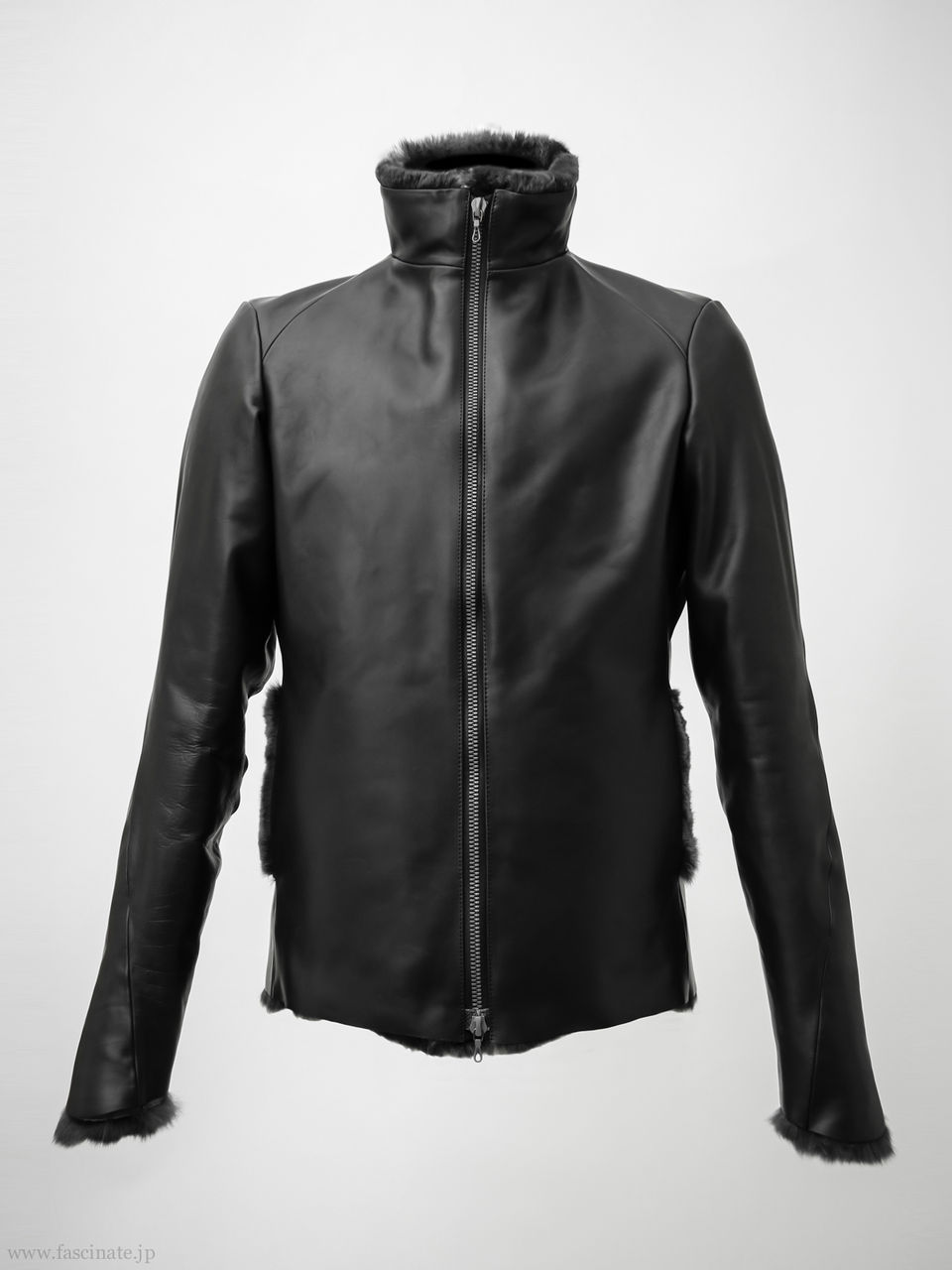 Devoa Rex Leather Jacket-1