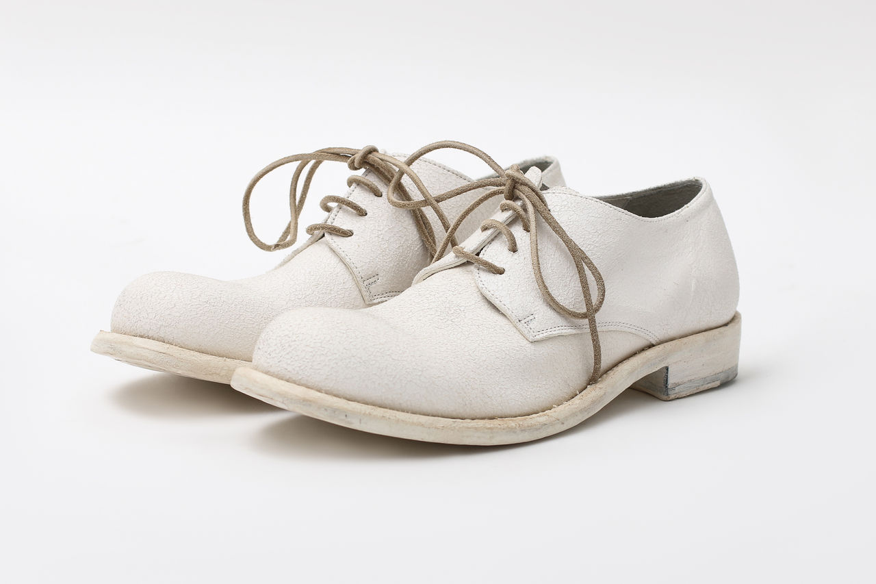 10sei0otto_Lace-up Shoes _ Horse Leather Resin_2