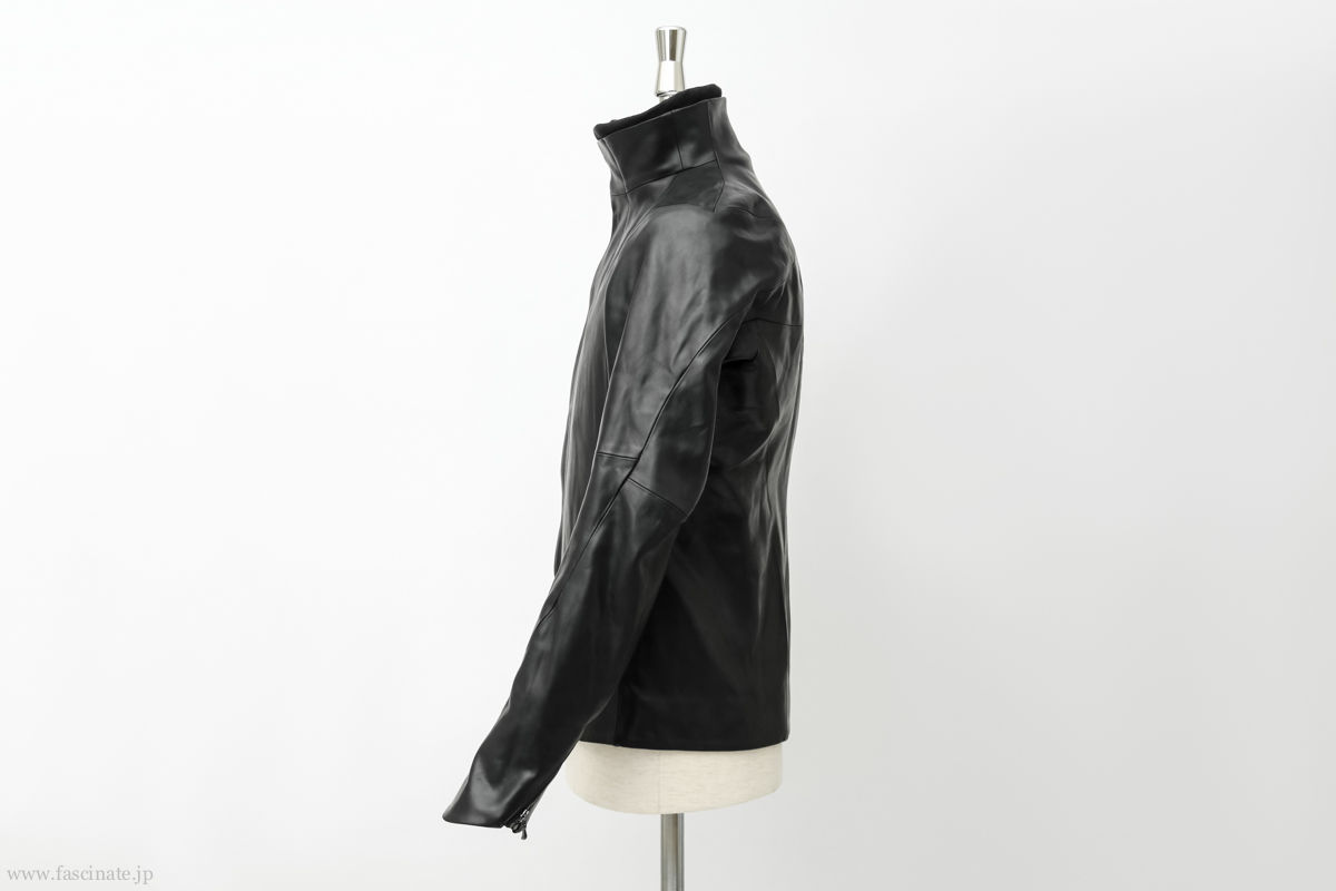 Devoa Calf Leather Jacket_2