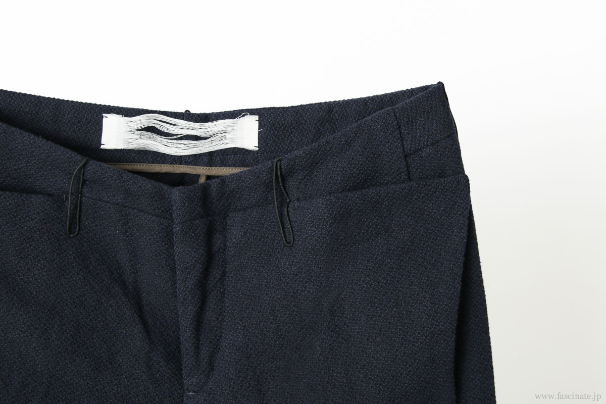 individual sentiments back zip pants navy-10