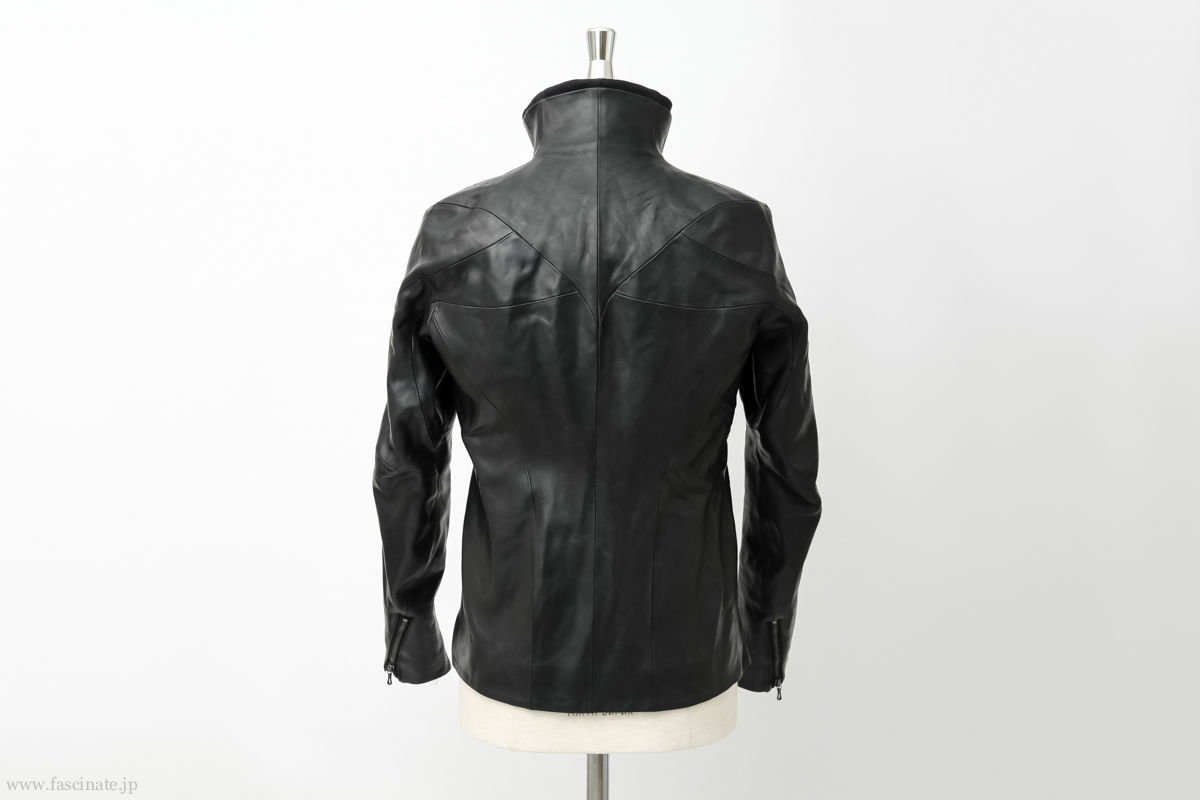 Devoa Calf Leather Jacket_3
