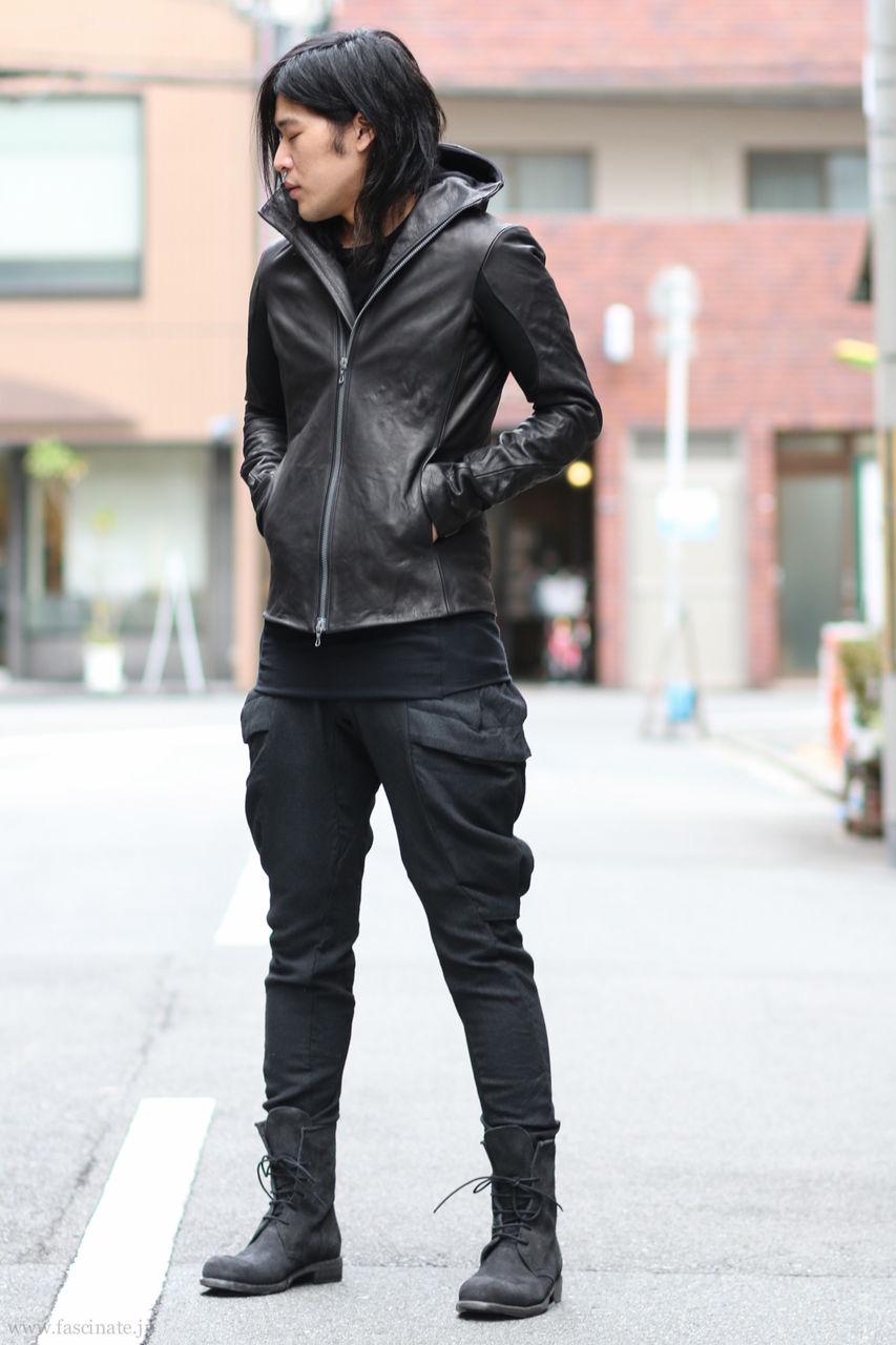Devoa Leather Styling-10