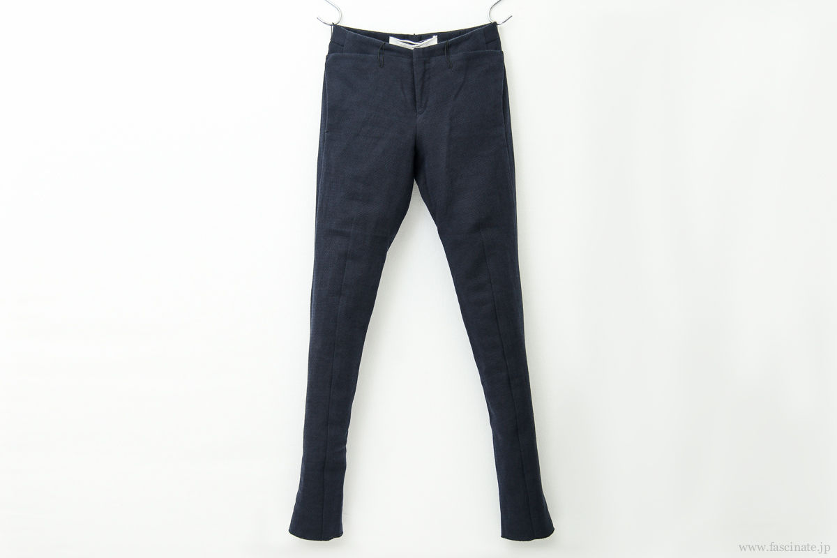 individual sentiments back zip pants -1