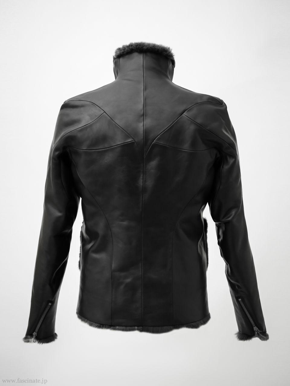 Devoa Rex Leather Jacket-5