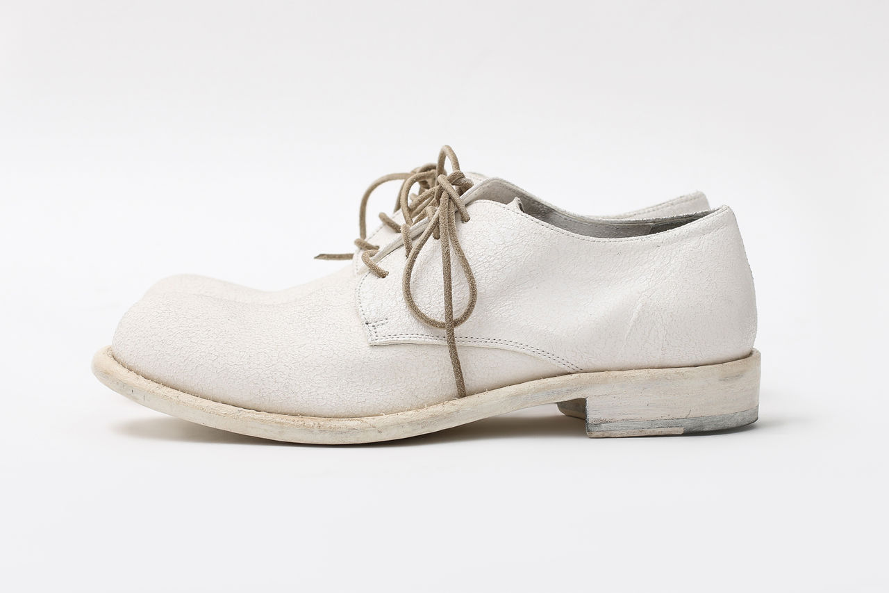 10sei0otto_Lace-up Shoes _ Horse Leather Resin_3