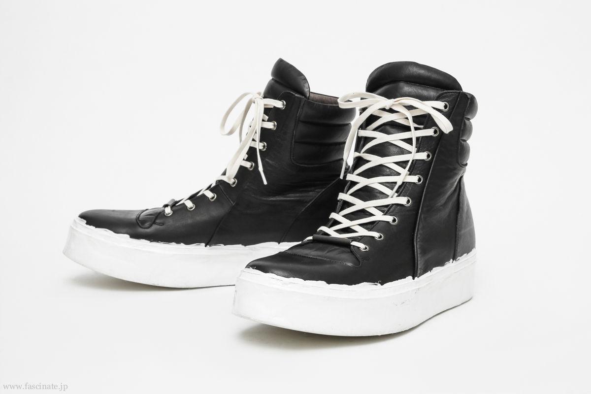 Devoa Leather Sneakers-1