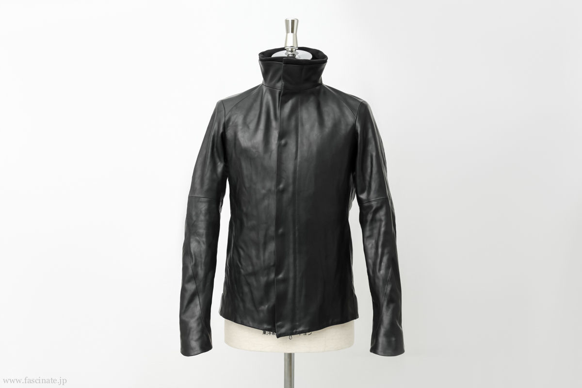 Devoa Calf Leather Jacket_1