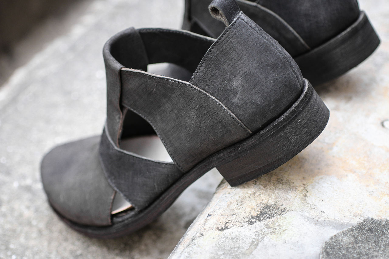 IS by individual sentiments - Square Toe Sandals_3