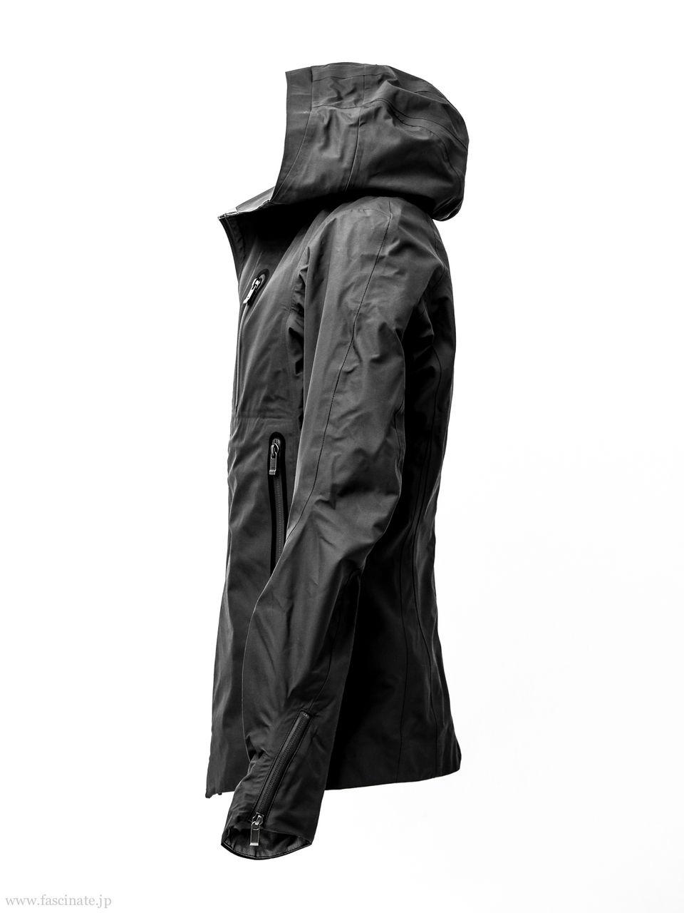 Devoa Composite Jacket Black 2