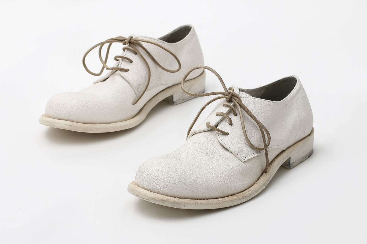 10sei0otto_Lace-up Shoes _ Horse Leather Resin_5