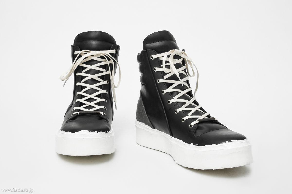 Devoa Leather Sneakers-2