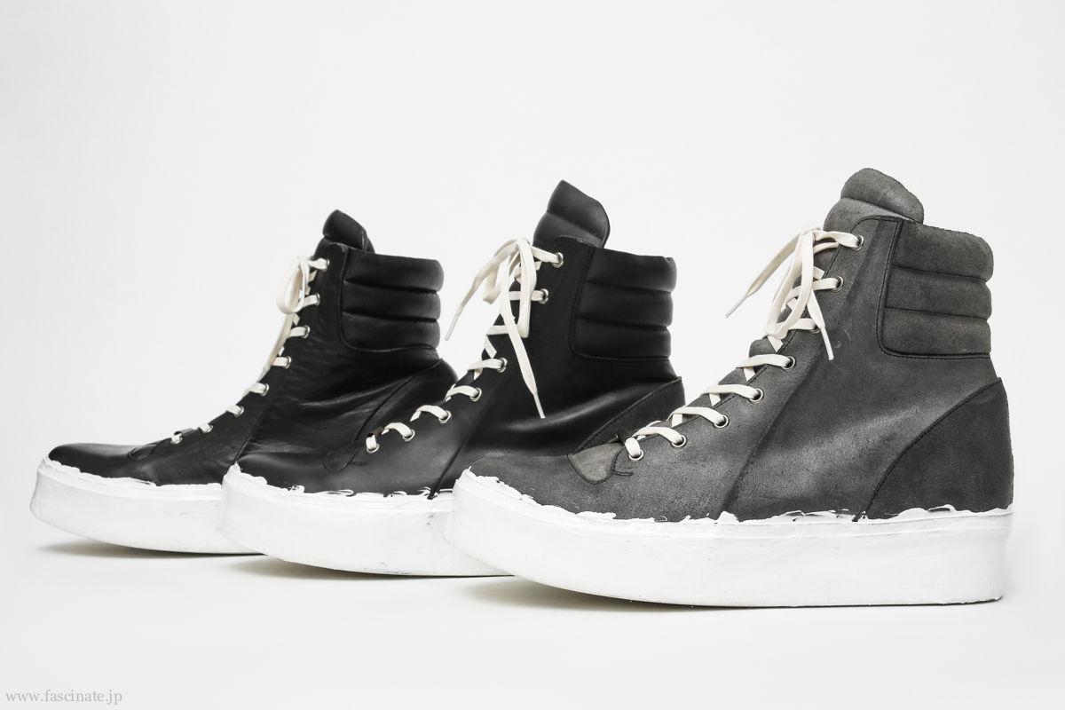 Devoa Leather Sneakers-4
