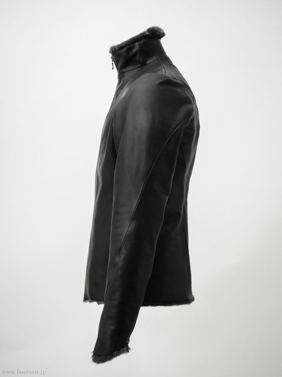 Devoa Rex Leather Jacket-3