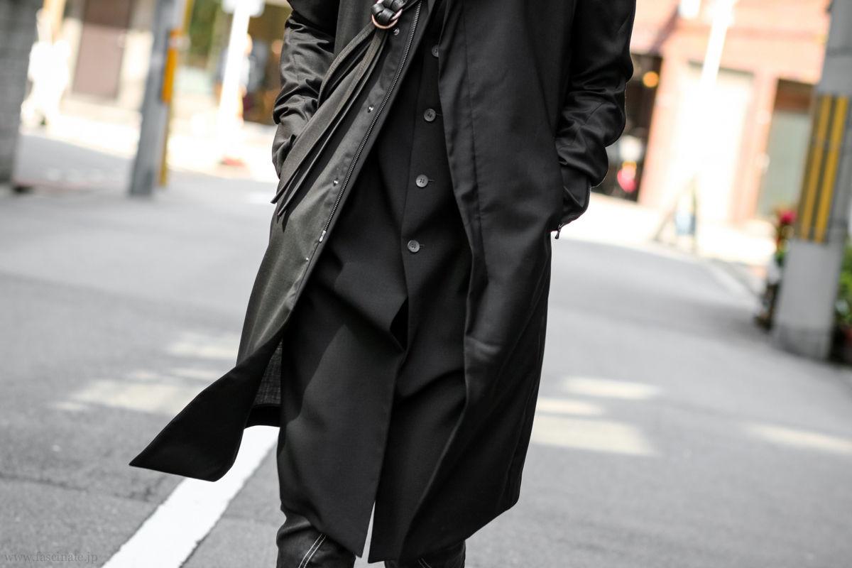 Devoa Coat Styling-9