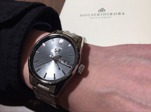 【タグ・ホイヤー】この時計買おうかと思うんですけどどうですか?