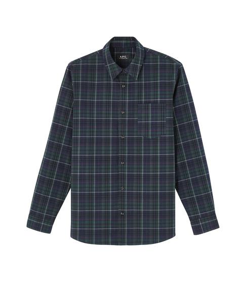 【A.P.C.】大学生だけどこの3万円のシャツ買おうか迷ってる