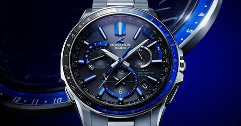 【オシアナス】カシオって結構いい腕時計あるやん