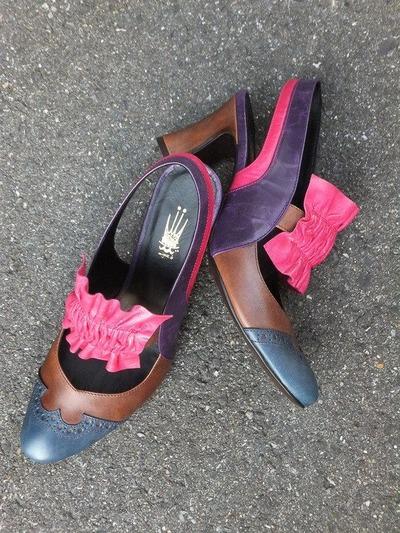 靴に恋して展