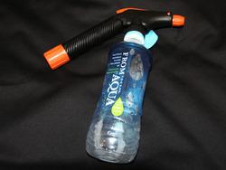 ペットボトル専用加圧式スプレー