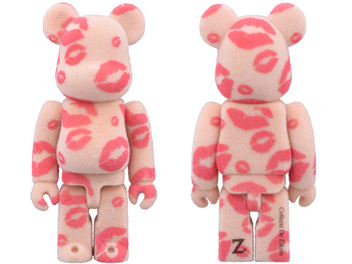 BE@RBRICK-Collecte-De-Zikzin-YOU-KISSED-MY-HEART