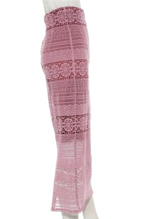 オリナルレースタイトスカート1