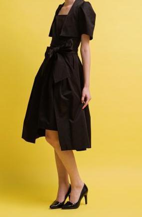 ラグナムーンLAGUNAMOONのラップスカートセットベアワンピースは結婚式お呼ばれのおすすめアイテム!