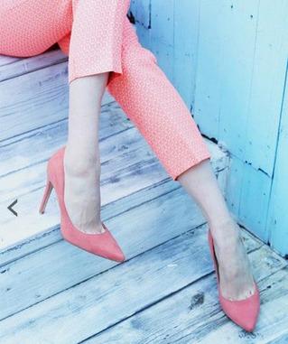 春靴で春気分になってみよう!アラサーの春靴パンプスはコレ!