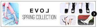 イーボル EVOLの美人感パンプスはファッションウォーカーで手に入れよう! 【美人百花 春靴】