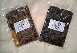 炊き込み椎茸の素