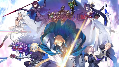 【FGO/FateGO】適当に理由つければ神霊でも仙人でも召喚できる?【Fate/GrandOrder】